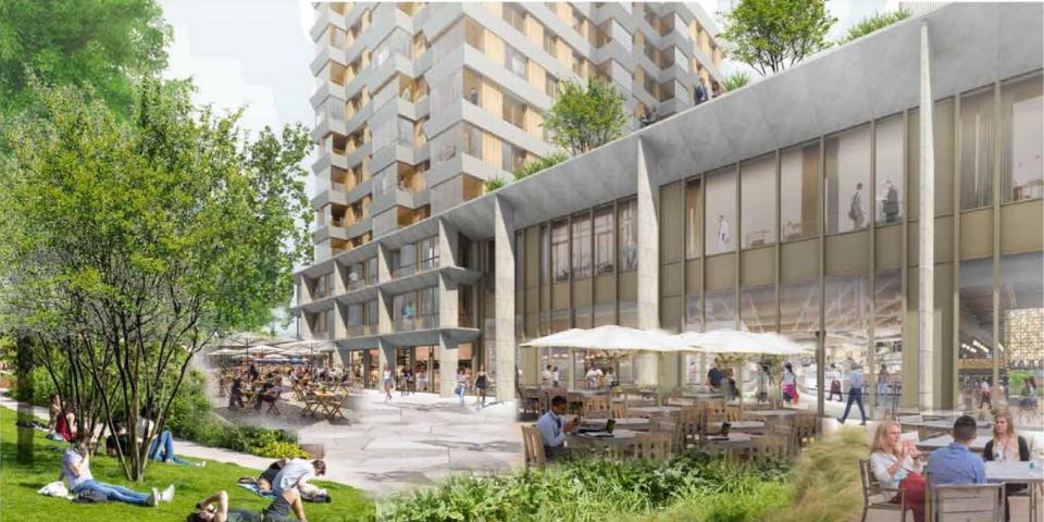 Met Ruby Gardens breidt Vastint woon- en werkgebied van Amsterdam Zuidoost uit