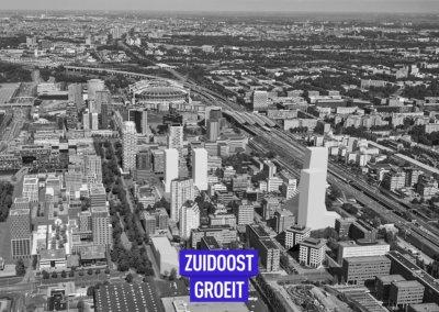 VIDEO: Een nieuw stadspark voor Zuidoost