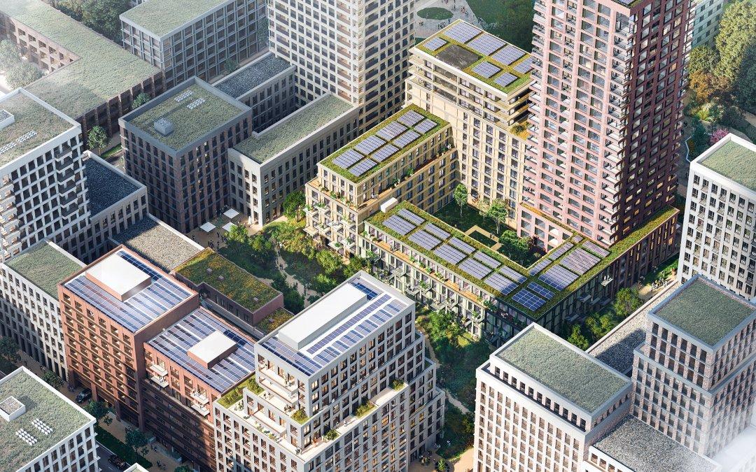 Nieuw project met 560 woningen: &Amsterdam