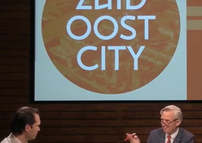 VIDEO: Talkshow Zuidoost City