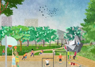 Gemeente geeft groen licht voor realisatie Hondsrugpark