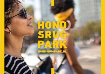 Nieuwe brochure Hondsrugpark