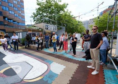 Ondernemend Zuidoost: inspirerende wandeling met lokale ondernemers