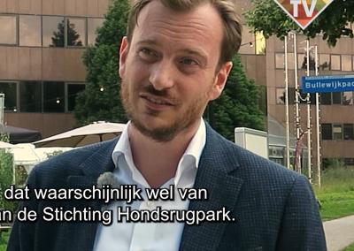 Zuidoost TV: Werken in Hondsrugpark