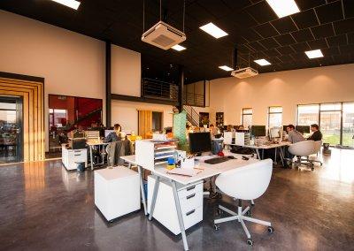 Op zoek naar bedrijfsruimte of kantoor in Hondsrugpark?
